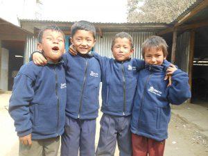 Winter Jacket Distribution at Raithane Secondary School