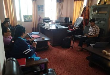 SWOT Analysis and Discussion with Municipal Officials